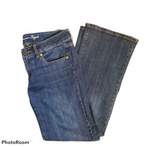 American Eagle Outfitters boyfriend jeans size 8